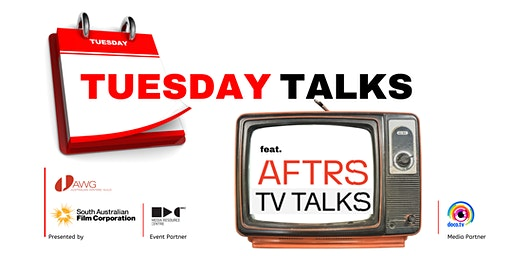 TUESDAY TALKS featuring TV Talks