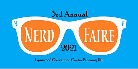 NerdFaire Con 2021 tickets