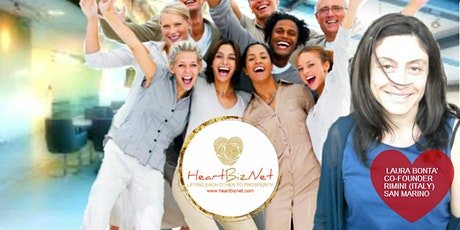 Heartbiznet a Rimini 28 Maggio 2020 biglietti