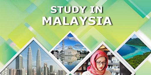 STUDY IN MALAYSIA AT UAE GLOBAL EDUCATION FAIRS