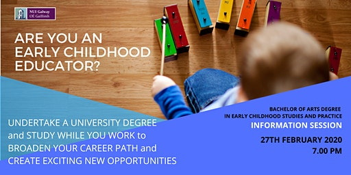 Early Childhood Information Session