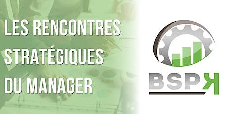 Les Rencontres Stratégiques du Manager BSPK - La santé des CEO - Charleroi billets
