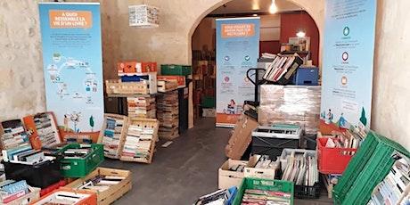 Bordeaux : Remplis ton Sac de Livres pour 5 euros tickets