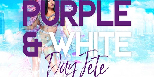 Purple and White Party