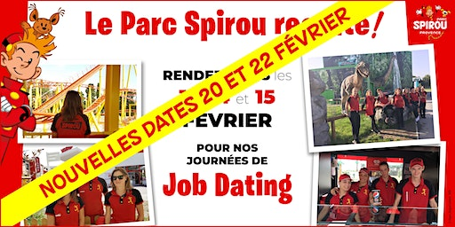 Job Dating au Parc Spirou : Session 2