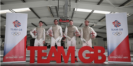 Train with Team GB Fencing Experience Guest  tickets