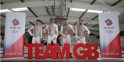 Train with Team GB Fencing Experience Guest