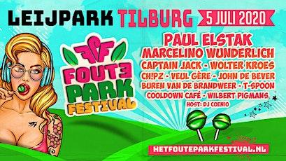 Het Foute Park Festival tickets