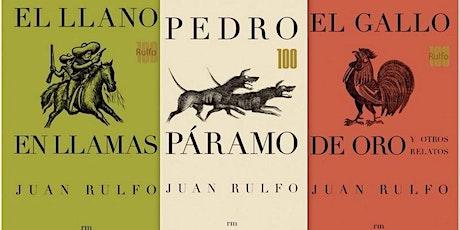 Conferencia: Pedro Páramo en su contexto entradas