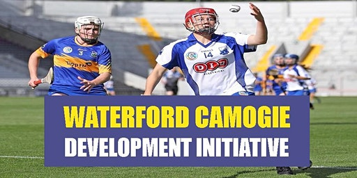 Waterford Camogie Development Initiative for Girls born in 2008/2009 (march)