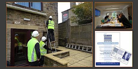 Ladder Association Ladder User & Inspector Training Course tickets