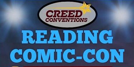 Reading Comic-Con 2020