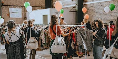 Vintage Kilo Sale • Uppsala • VinoKilo biljetter