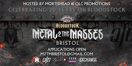 M2tM Bristol 2020 Heat 2 tickets