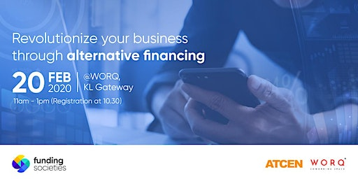 Revolutionize Your Business Through Alternative Financing