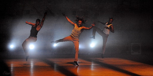 PERFORMANCE: Contemporary Dance by Anthony Matsena