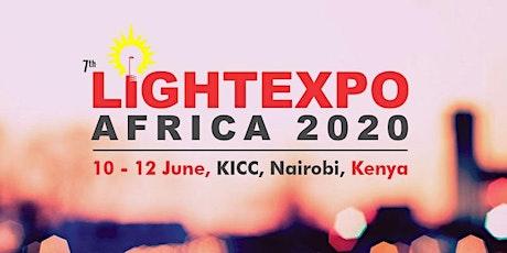 7th Lightexpo Kenya 2020 tickets