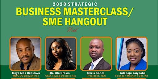 2020 Business Masterclass & SME Hangout