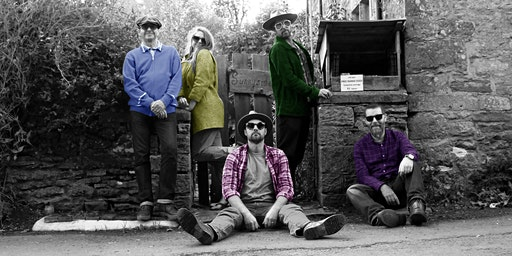 The Orange Circus Band  With Support Jack's Rake
