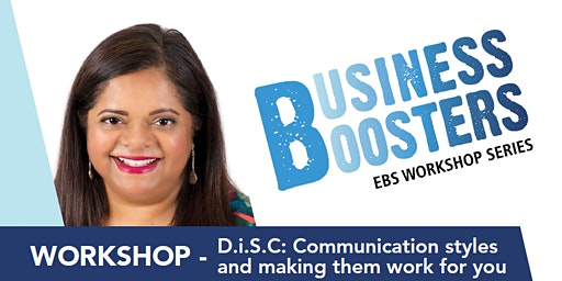 EBS Business Booster Workshop: D.i.S.C Communication Styles