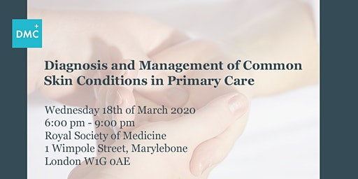 Diagnosis and management of common skin conditions in Primary Care