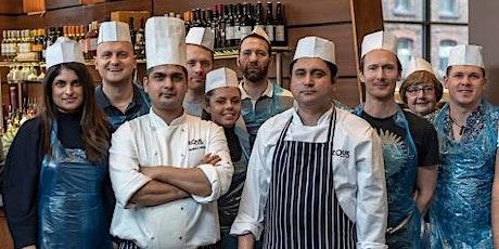 Zouk Indian Cooking Class: BBQ & Tikka Masterclass tickets
