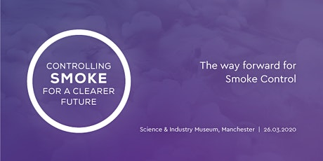 Controlling Smoke for a Clearer Future tickets