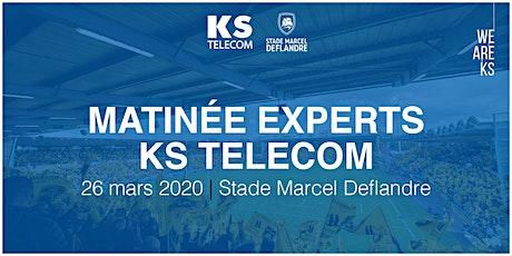 Matinée Experts KS TELECOM | Stade Marcel Deflandre billets