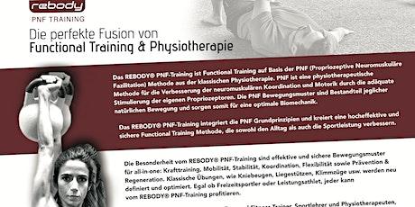 rebody PNF Training - Aus- /Fortbildung für Trainer, Physiotherapeuten & Sp tickets