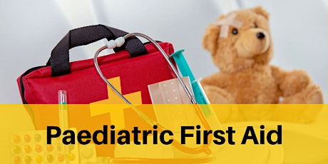 Paediatric First Aid for MMU Students - 3 part workshop (award hours) tickets