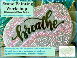 Stone Painting Workshop