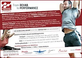 Rebody FTCOACH - Aus- /Fortbildung für Trainer, Physiotherapeuten & Sport C