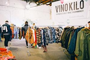 Vintage Kilo Sale • Aarhus • VinoKilo