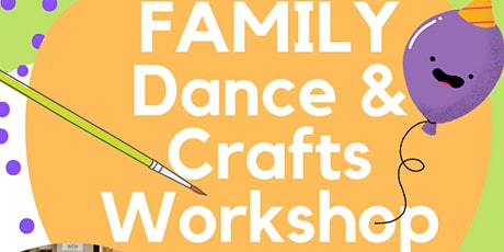 Family Arts and Crafts Workshop tickets