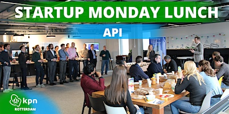 KPN Startup Monday Lunch API tickets