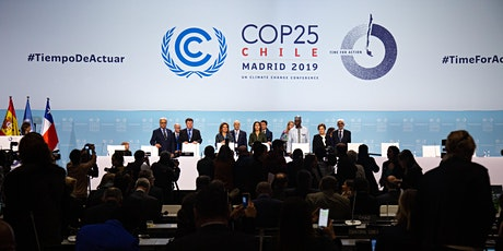 Reporting climate diplomacy – the story for 2020 | Chloé Farand tickets