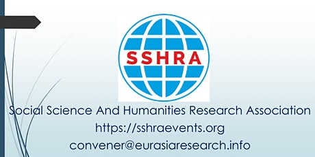 2nd Sydney– International Conference on Social Science & Humanities (ICSSH) tickets
