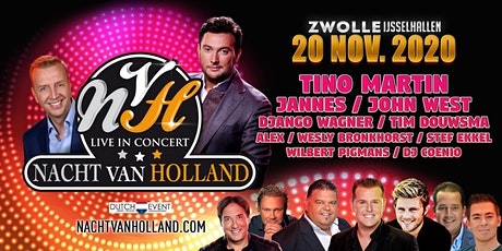 Nacht van Holland tickets
