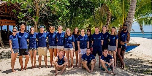 Volunteer in Fiji - Edge Hill University Presentation