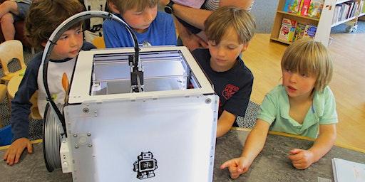 Children's 3D Printing Workshop (Rawtenstall) #halftermfun