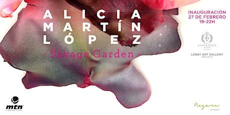 SAVAGE GARDEN | Alicia Martín López entradas