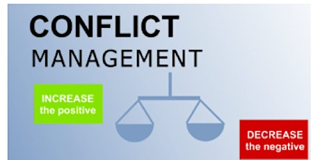 Conflict Management 1 Day Training in Redwood City, CA tickets