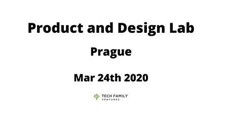 Product and Design Lab Prague 2020 tickets