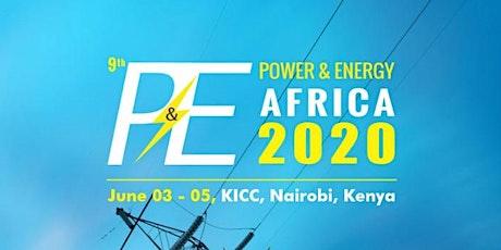 9th Power & Energy Kenya 2020 tickets