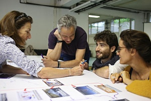 Atelier La Fresque du Climat avec Damien Ambroise
