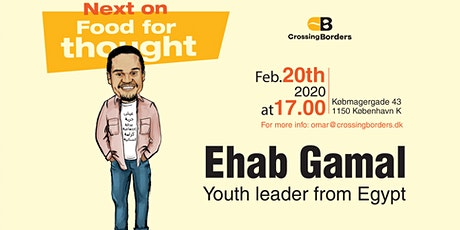 Food For Thought with Ehab Gamal tickets