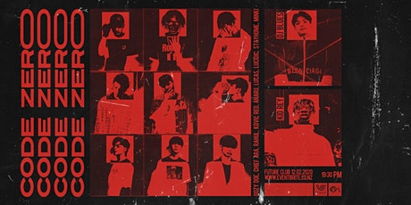 CODE ZERO Vol.1 tickets