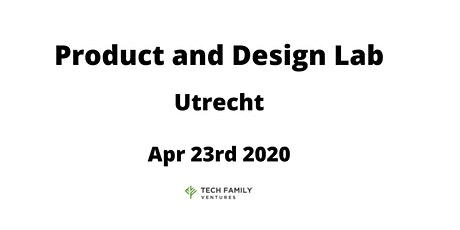 Product and Design Lab Utrecht 2020 tickets