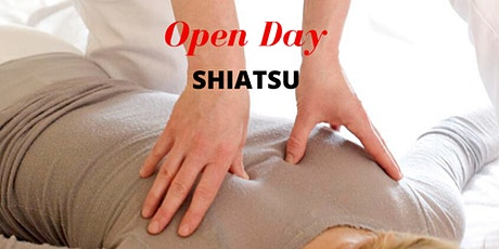 Open day shiatsu biglietti