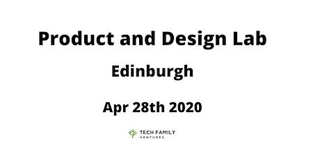 Product and Design Lab Edinburgh 2020 tickets